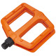 NS Bikes Nylon Pedals orange
